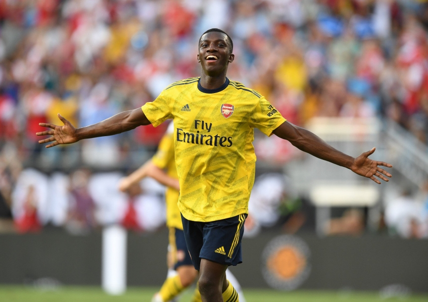 Ghanaian kid Eddie Nketiah aiming to break into Arsenal first team this season