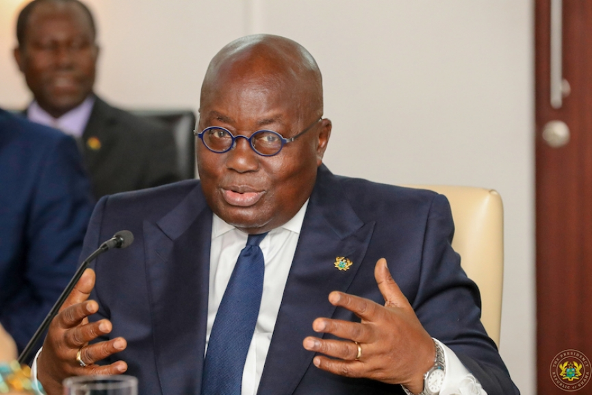 Dissolution of GFA will sanitize the system - Akuffo Addo