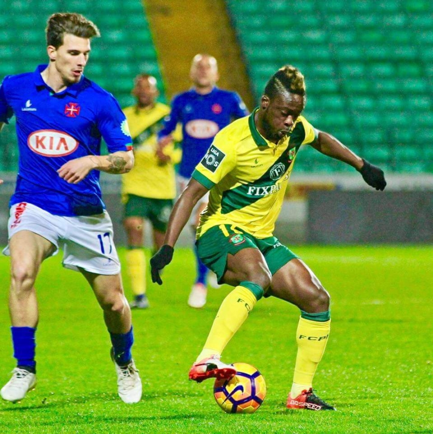 Barnes Osei on target in FC Arouca away win