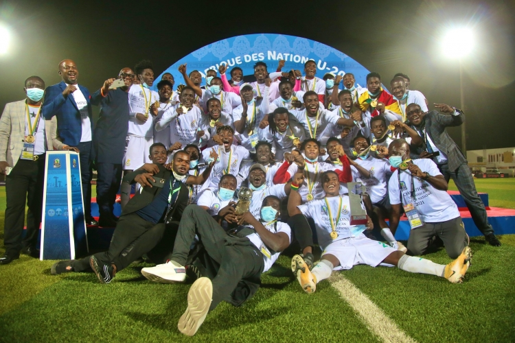 President Akuffo Addo congratulates Black Satellites for AFCON U20 triumph