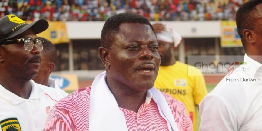 Manhyia Palace explains why Dr. Kwame Kyei was retained as Kotoko's Executive Board Chairman