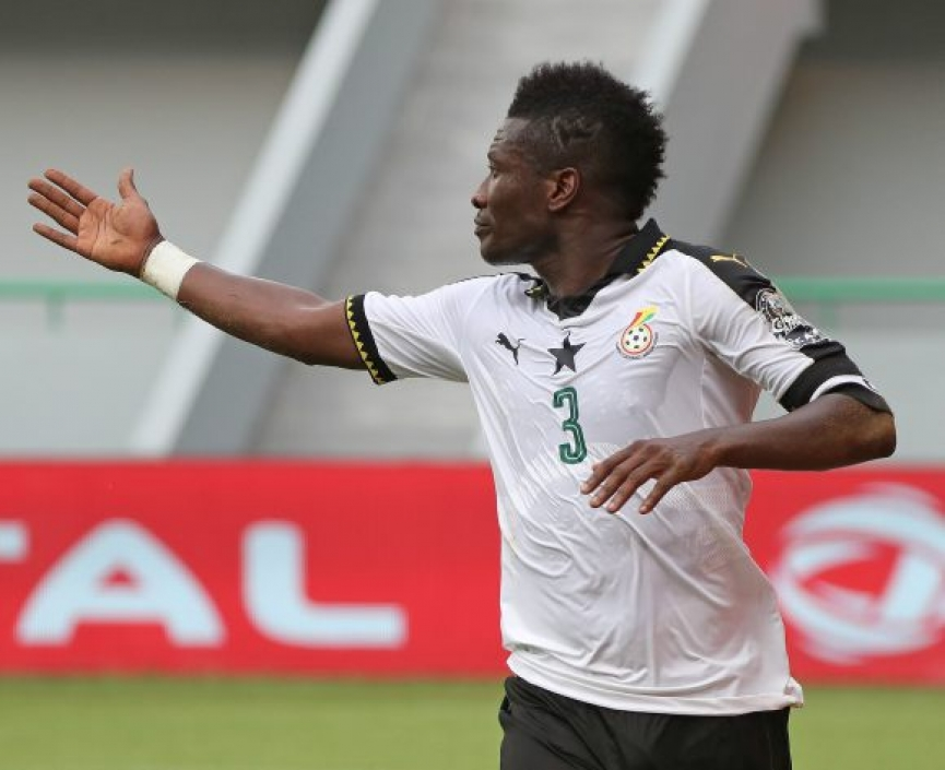Don't bring politics into our football game - Asamoah Gyan tells GFA