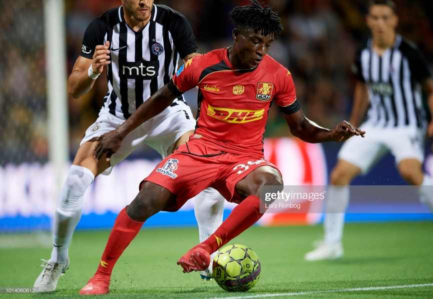EPL side Everton ready to sign Ghana U20 star Kudus Mohammed
