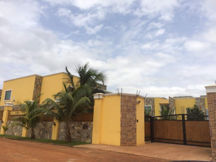 Asamoah Gyan, Mcdan And Other Top Business Mogul Mansions at East Legon to be Demolished; Check the reason