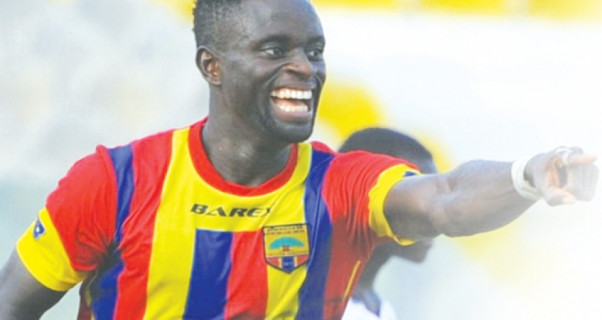 Cosmos Dauda agrees terms with Elmina Sharks for possible move