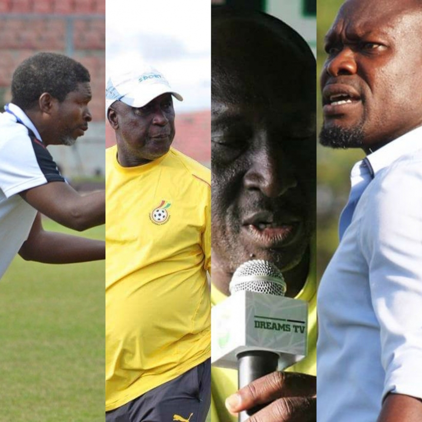 4 Managers That Could Replace Paa Kwesi Fabin As Asante Kotoko Boss After Shock Exit