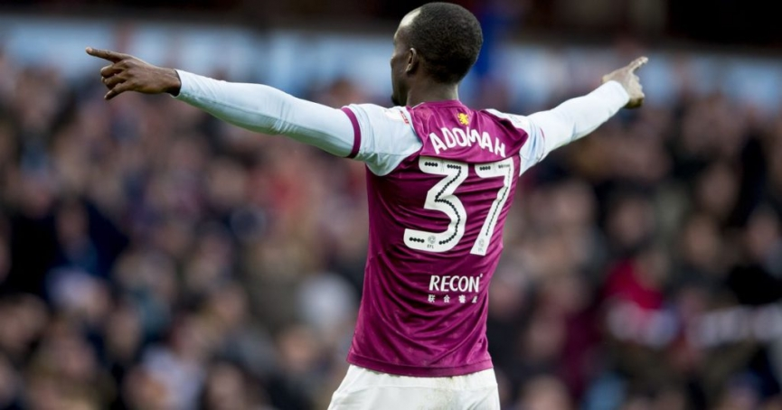 Albert Adomah helps Aston Villa to reach EPL qualification play-off final