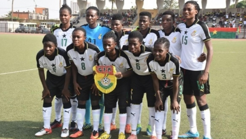 Coach Mercy Tagoe announces Black Queens line up for must-win game against Burkina Faso
