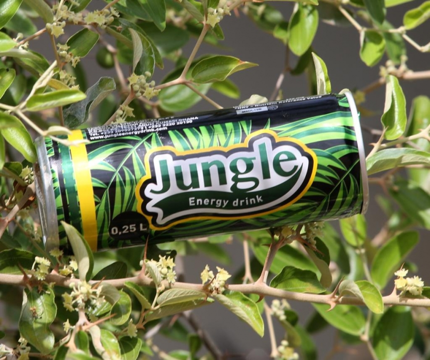 Hasaacas secure deal with Jungle Energy Drink; Free drinks for fans on match days