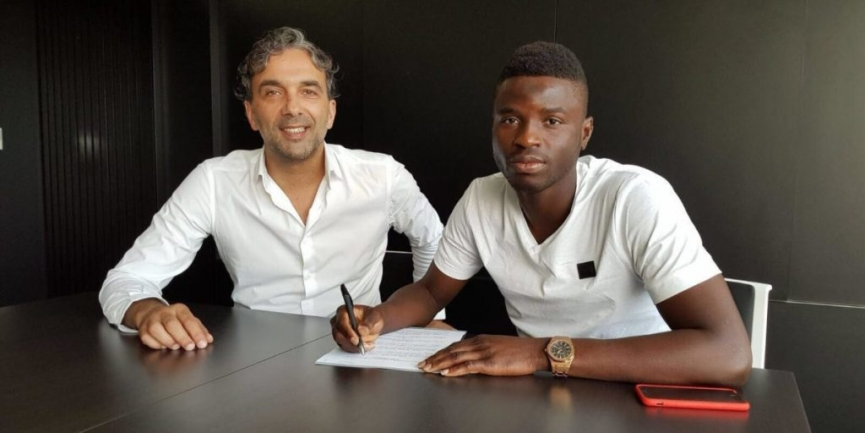 Alhassan Wakaso signs new deal with Vitoria Guimaraes SC