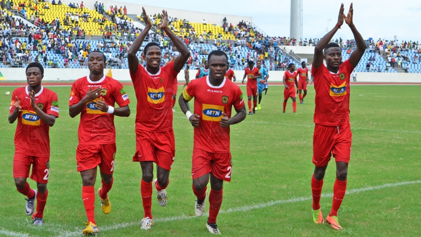 4 things we learned as Kotoko pip CARA Brazzaville