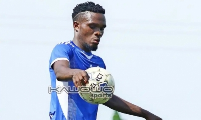 Ugandan striker Steven Mukwala agrees three-year deal with Asante Kotoko