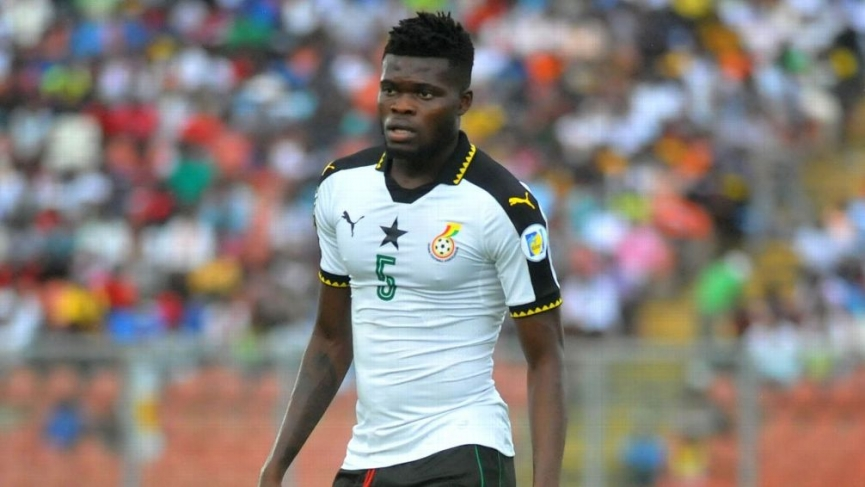 Thomas Partey nominated for CAF Player of the Year Award