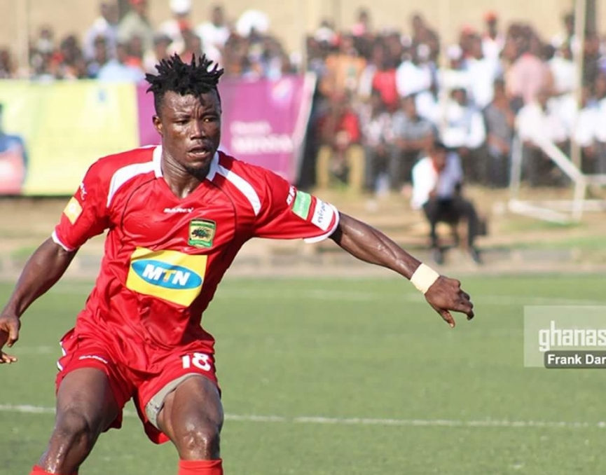 EXCLUSIVE: Kotoko's Jackson Owusu to join Kuwaiti side Al Tadhamon SC
