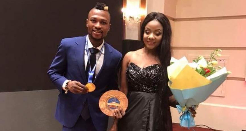 Patrick Twumasi wins Best Player and Goal of the season Awards at FC Astana