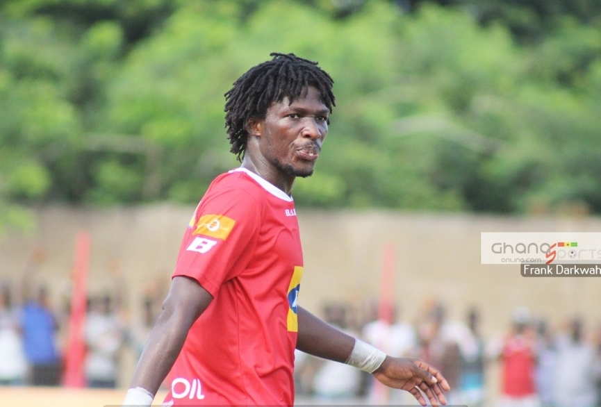 Hearts of Oak make SHOCK move to sign Kotoko's Songne Yacouba