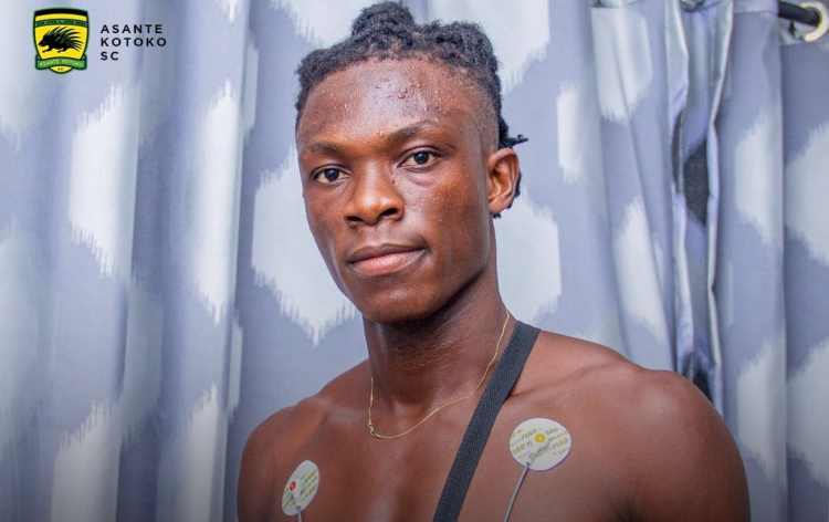 All You Need to know about Kotoko new striker Evans Adomako [+VIDEO]