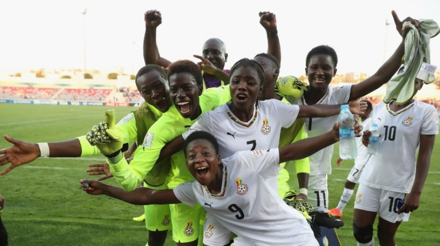 MATCH REPORT: Black Maidens thrash Djibouti 19-0 on aggregate to qualify for World Cup