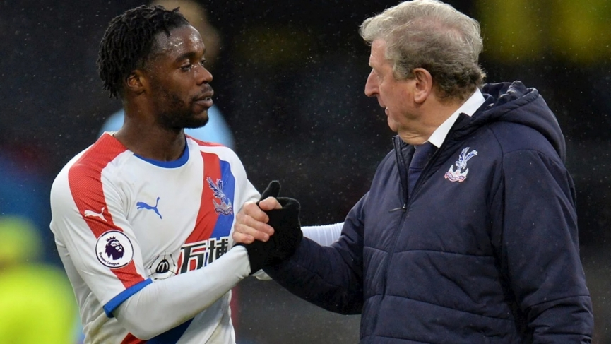 SAD NEWS: Roy Hodgson confirms Jeffrey Schlupp's season at Crystal Palace has ended