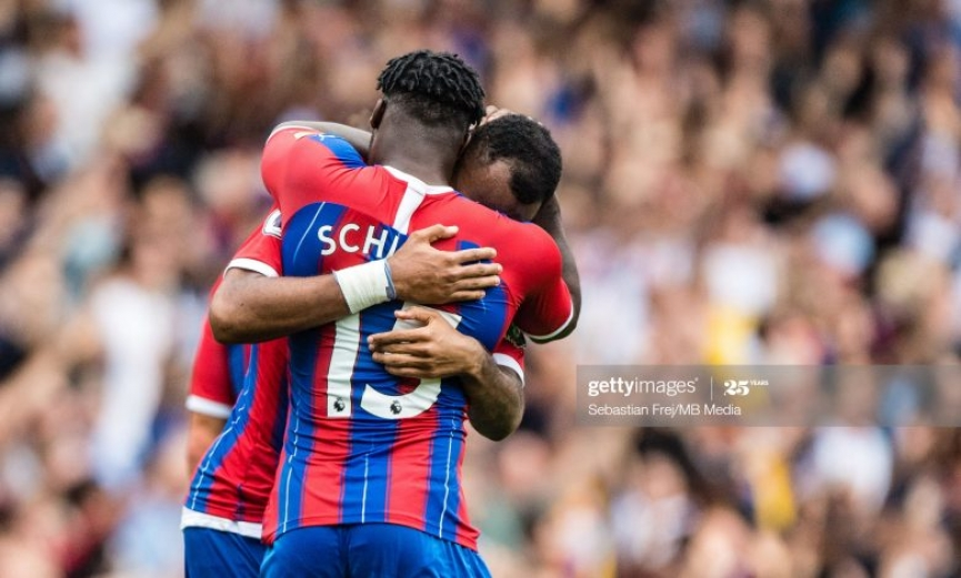 Ghanaian duo shortlisted for Crystal Palace goal of the season award