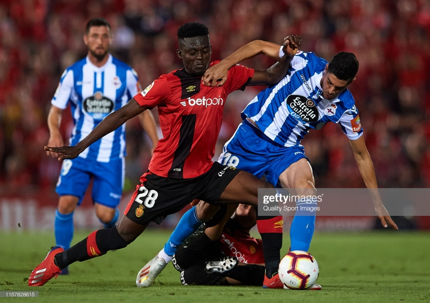 Exclusive: Atletico Madrid and Getafe CF in 'hot' chase for Ghana's Iddrisu Baba