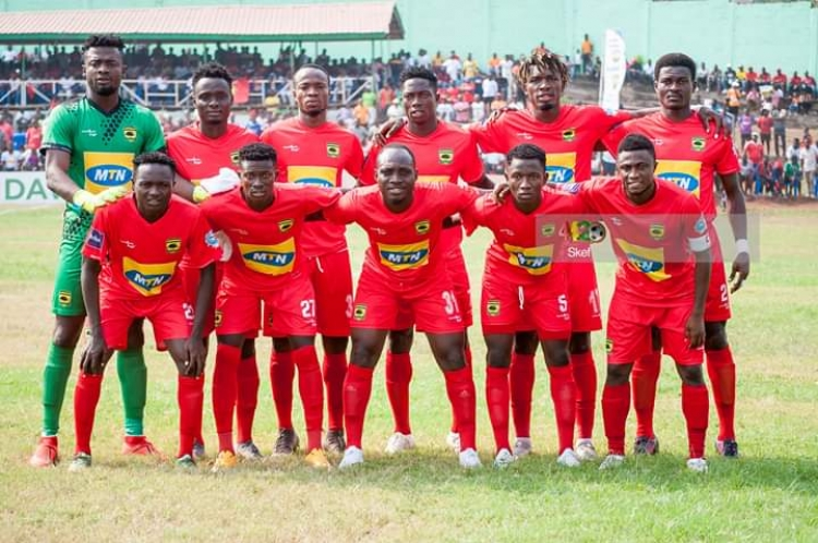 MATCH REPORT: Kotoko wallop lower-tier side in a preseason friendly