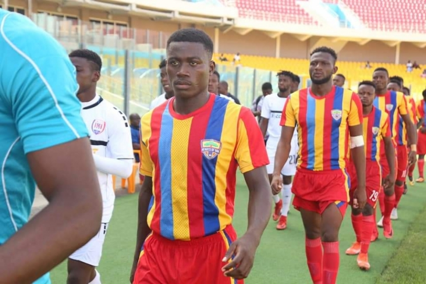 Budu's Corner: Why Michelle Sarpong Could Become A Key Figure At Hearts