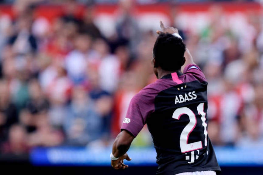 Issah Abass promises to bag more goals for FC Utrecht