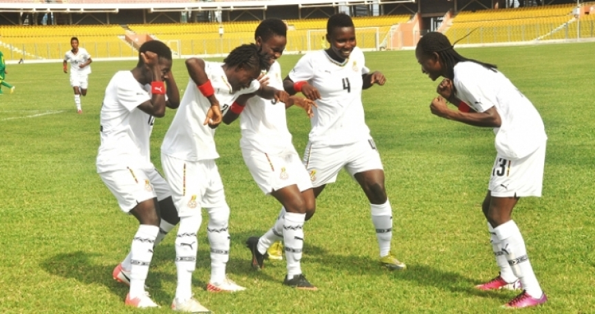 MATCH REPORT: Black Princesses wallop Kenya in World Cup qualifier