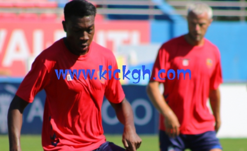 EXCLUSIVE: Christian Gyeboaho signs for French club GFC Ajaccio