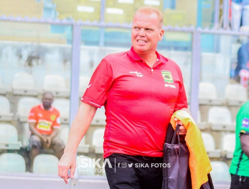 EXCLUSIVE: Kotoko coach Zachariassen in trouble for fielding 'Unregistered' Samed Ibrahim against Ashgold