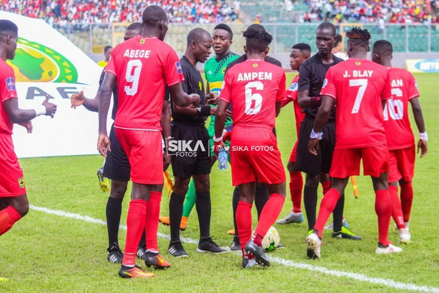 Muntari Tagoe, Abass Mohammed and others set for Kotoko exit