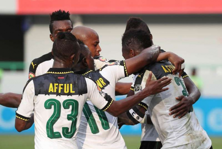 MATCH REPORT: Ghana whip Japan in a friendly