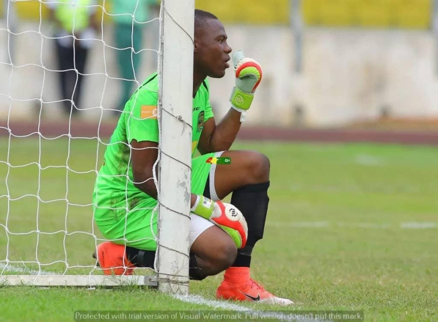 Ibrahim Danlad not surprised to make Kotoko squad for Africa