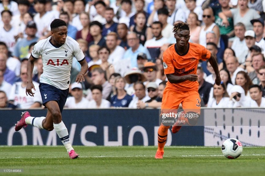 Christian Atsu provides assist as Newcastle shock Tottenham at home
