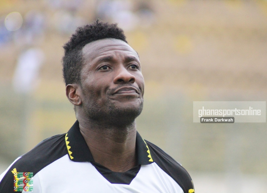 BREAKING: Asamoah Gyan announces Black Stars retirement; after his captaincy Stripped off