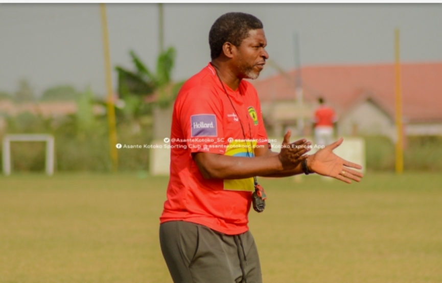 Kotoko showed a sign of a good team - Maxwell Konadu