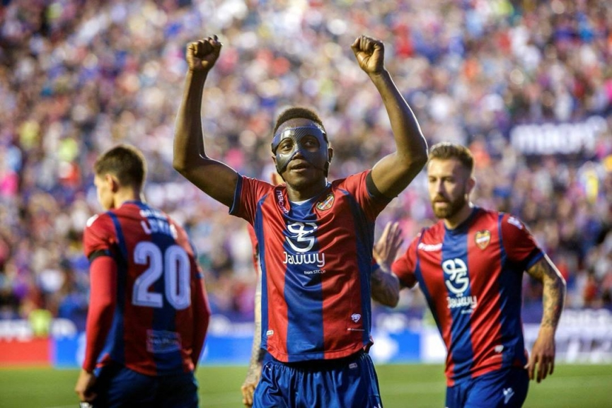 Emmanuel Boateng ruled out of Levante's last La Liga game; Find out why