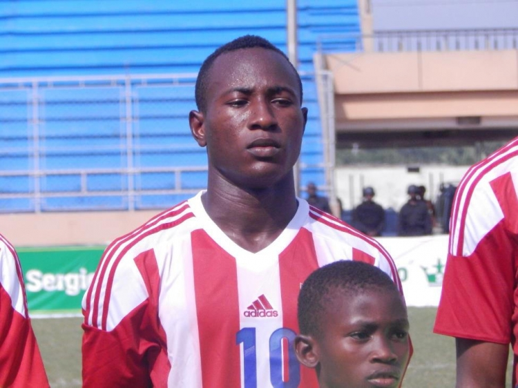 Highly-rated Liberian striker joining Inter Allies as Victorien Adebayor replacement