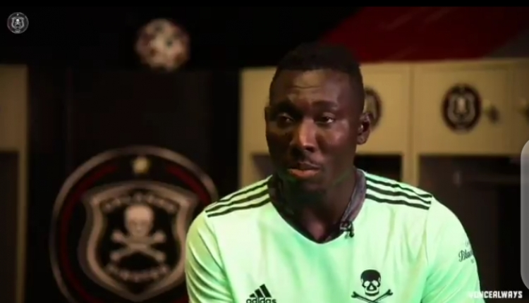 OFFICIAL: Richard Ofori joins Orlando Pirates
