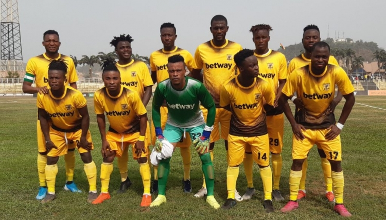 CAF announce match officials for AshantiGold vs Salitas FC in Confederation Cup