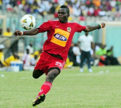 'Such a useless signing!' - Former Asante Kotoko striker descends on club over Fabio Gama signing
