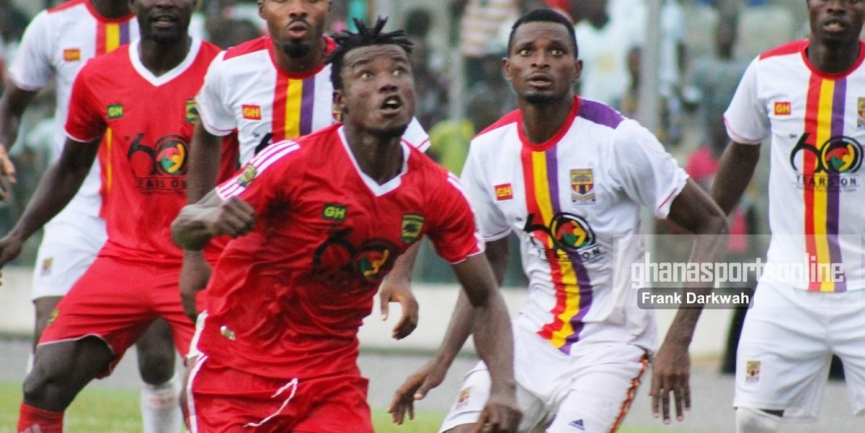 MTN FA Cup Round of 64: Hearts, Kotoko handed tricky teams; Check the full draw