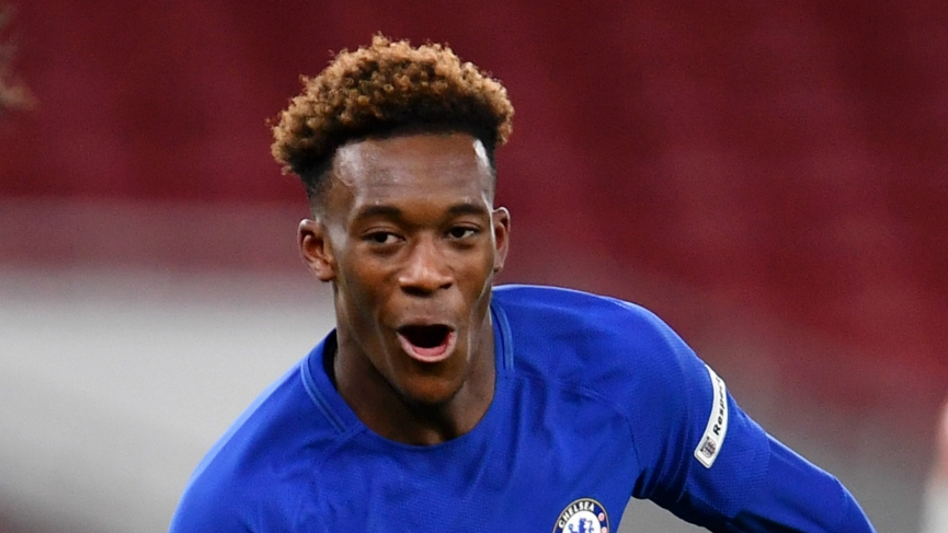 AS Monaco to pay €20M to sign Ghanaian starlet Hudson-Odoi from Chelsea