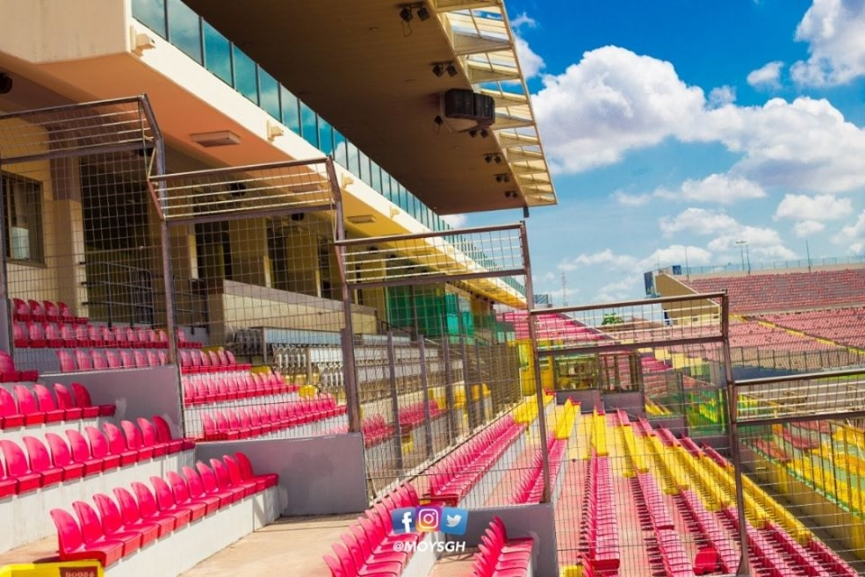 5 STUNNING PICTURES: Renovation works at the Baba Yara Sports Stadium