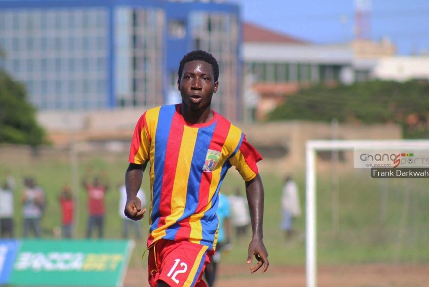 Major Boost for Hearts as William Dankyi recovers from injury
