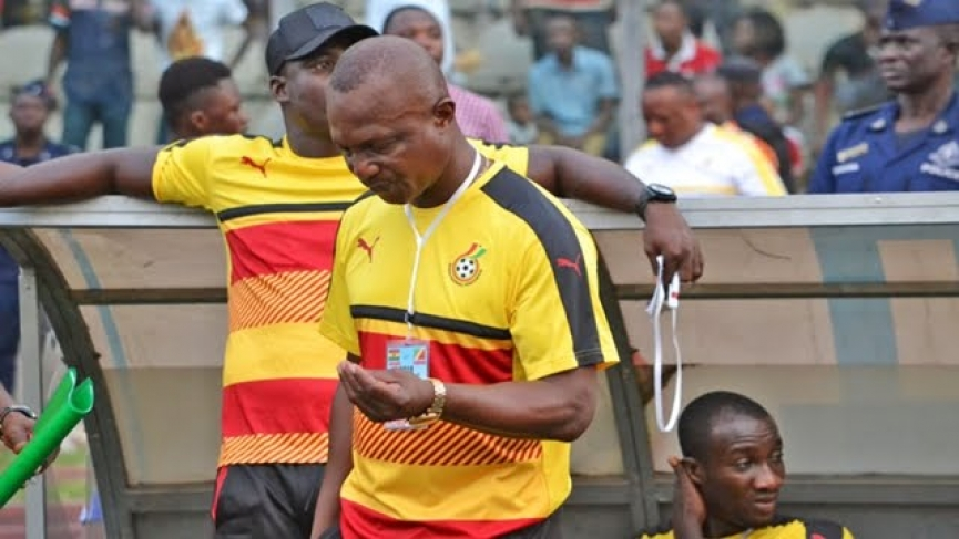 I prefer players who are ready to play - Kwesi Appiah
