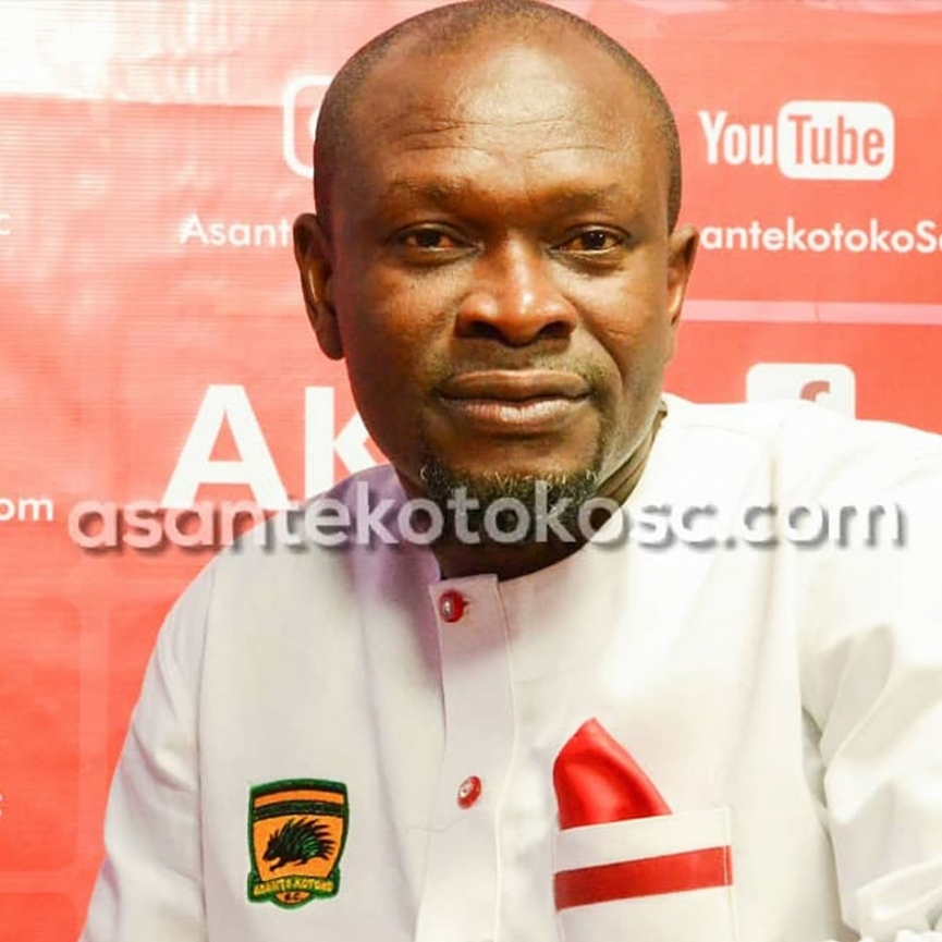 'C.K Akunnor will find it difficult to conquer Africa' - Ex- Kotoko captain Papa Arko