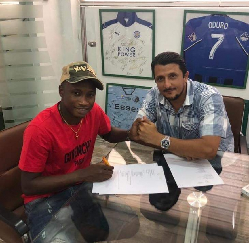 Birmingham Legion FC sign Ghanaian youngster Prosper Kasim for undisclosed fee