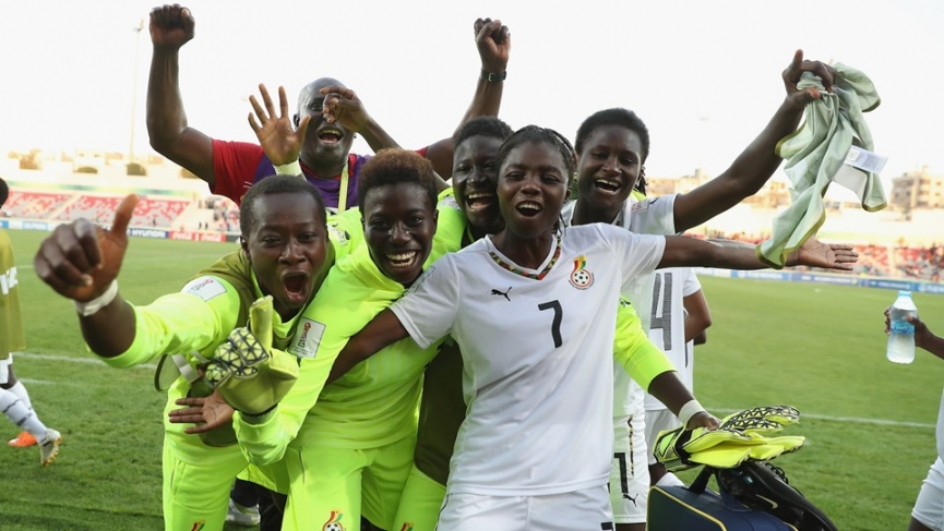MATCH REPORT: Black Maidens whitewash Djibouti in World Cup qualifier